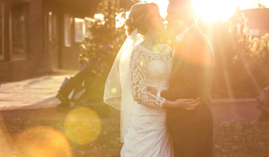 Laura and Stuart - Cardiff Golf Club Wedding Photographer