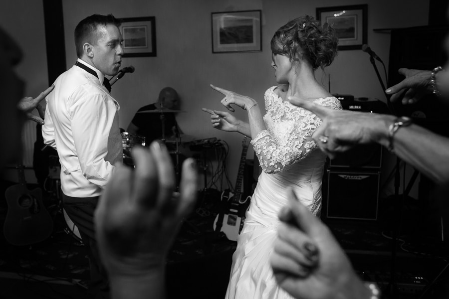 First Dance Cardiff Wedding Photographer