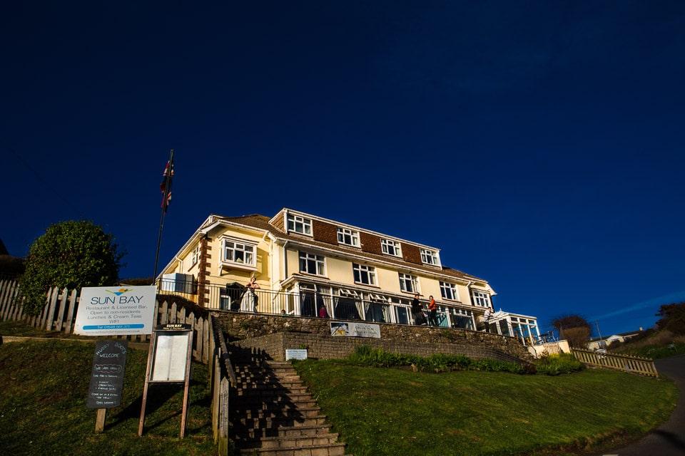 Sun Bay Hotel Hope Cove Devon Wedding Photographer