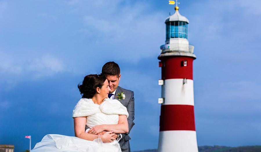 Helen and Dom Pelynt, Cornwall Wedding