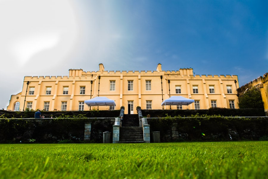 Pentillie Castle Wedding Photographer