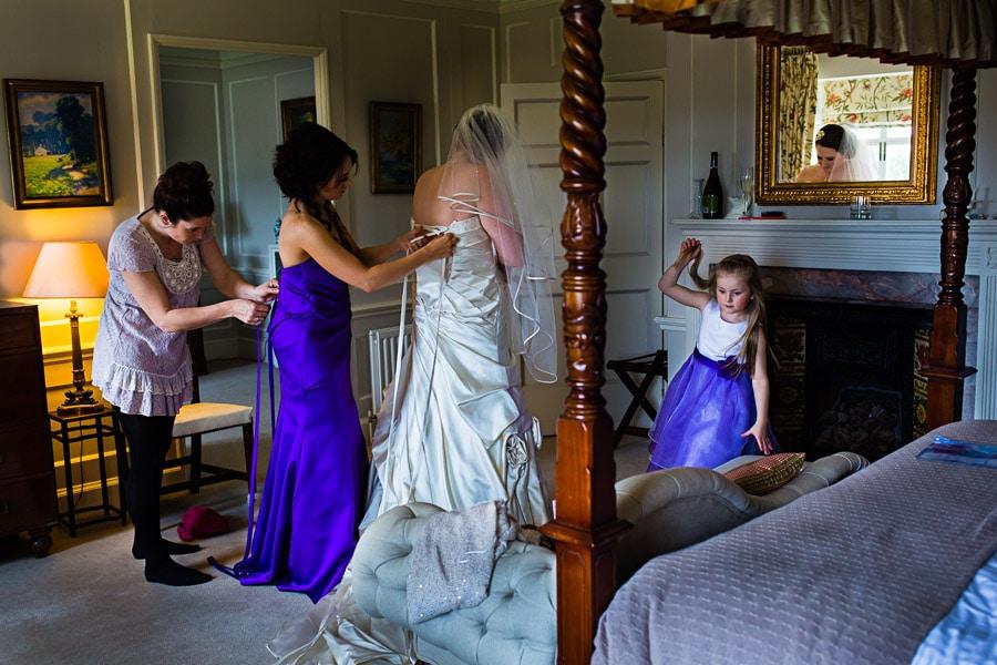 Pentillie Castle Wedding Photographer