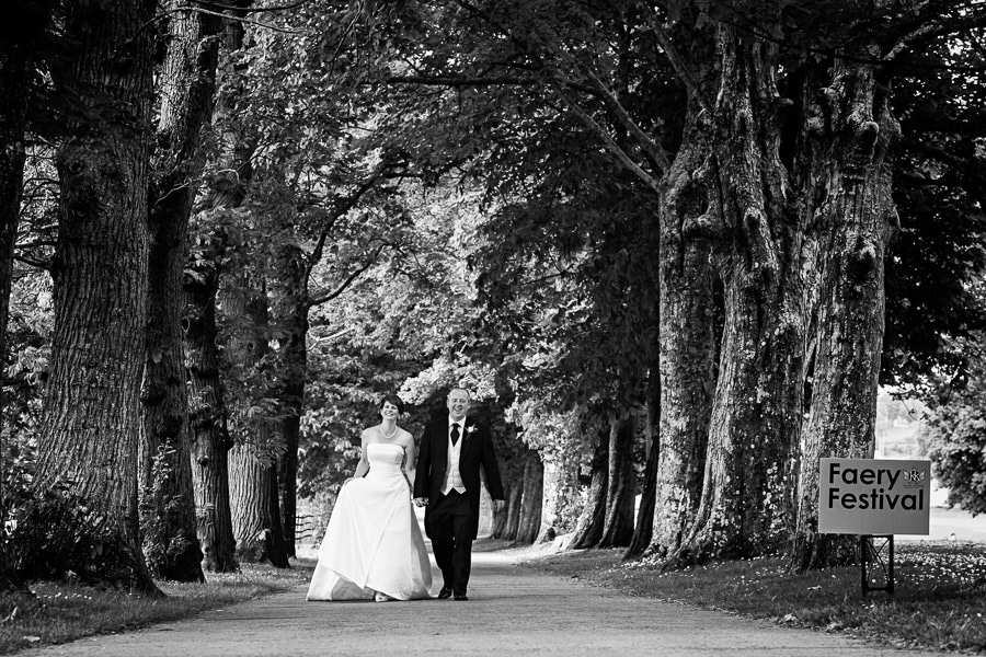 Mount Edgcumbe House and Gardens wedding photography