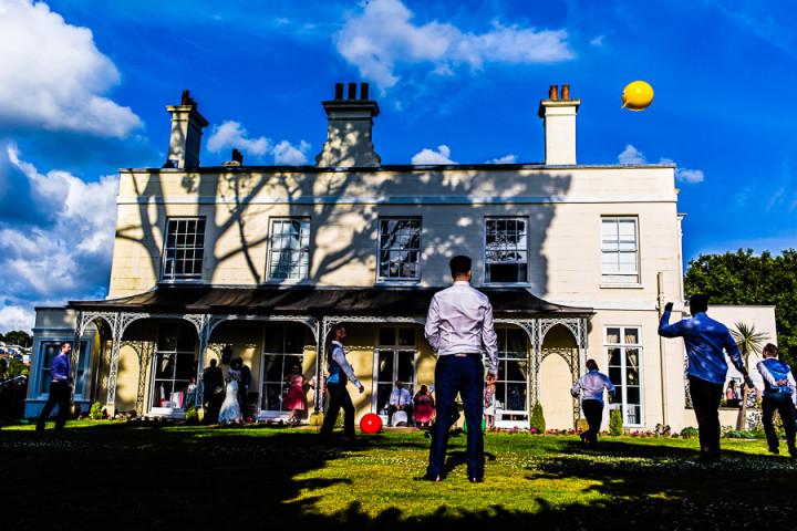St Elizabeths House - Devon Wedding Photographer