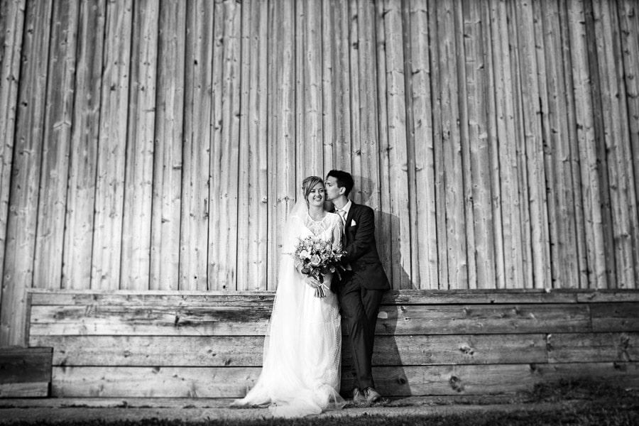 The Barn South Milton Devon wedding photographer