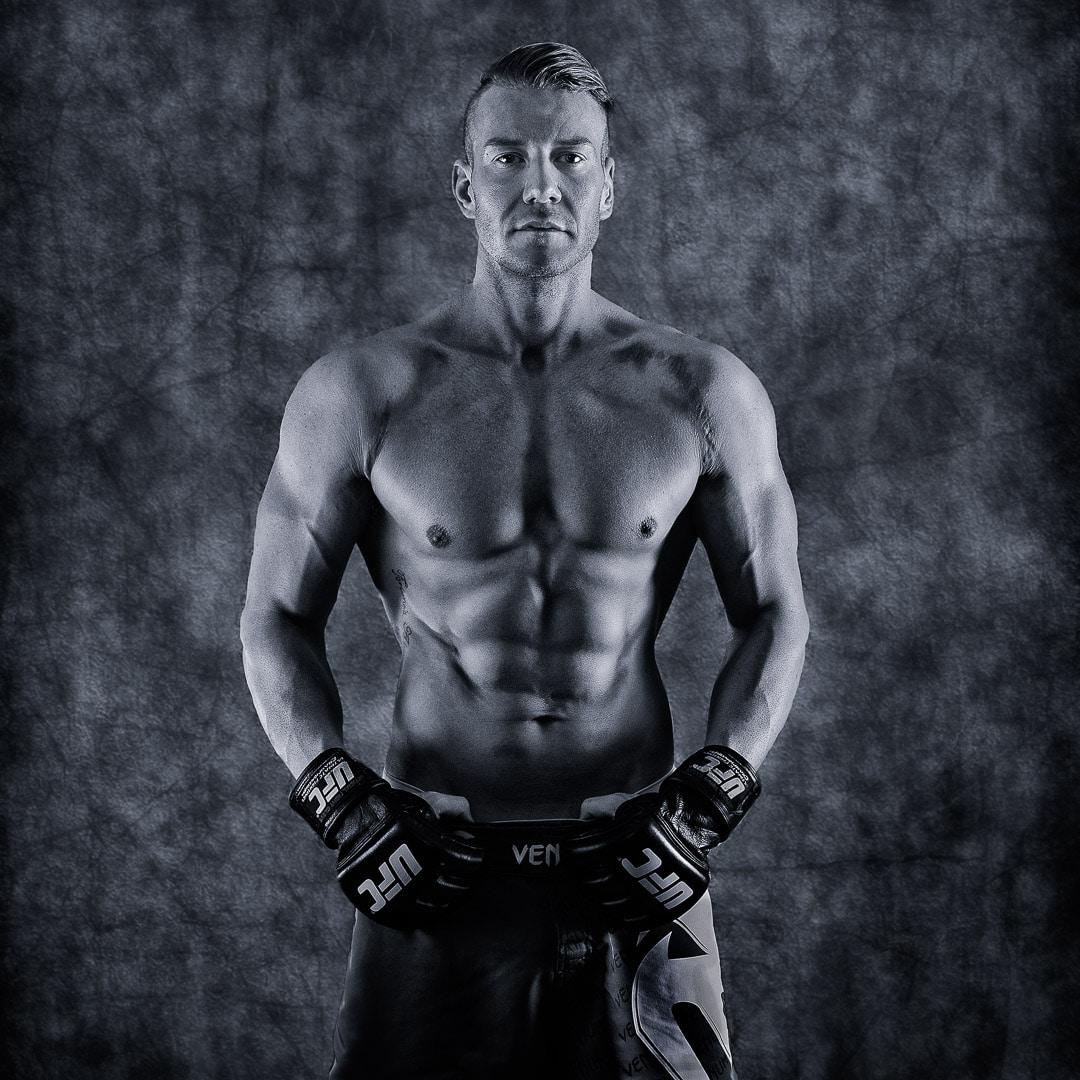 Fitness Photographer Fitness photography Sportrait MMA
