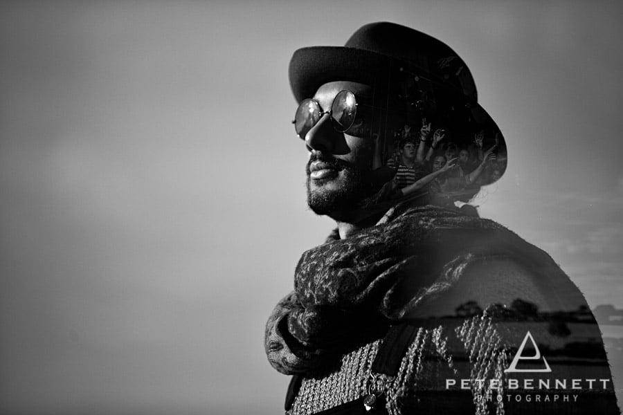 Indian Man at Port Eliot festival 2016-16