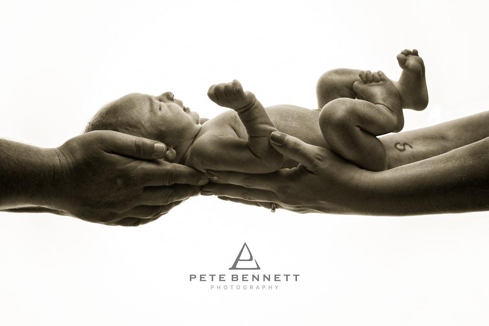newborn photography with newborn photographer