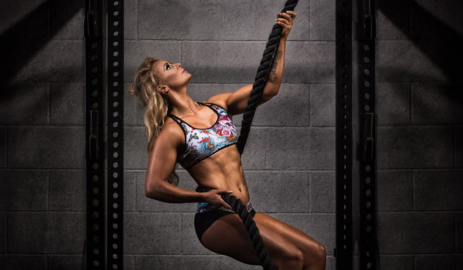 Fitness Photoshoot - Vicki Terry of Actifit