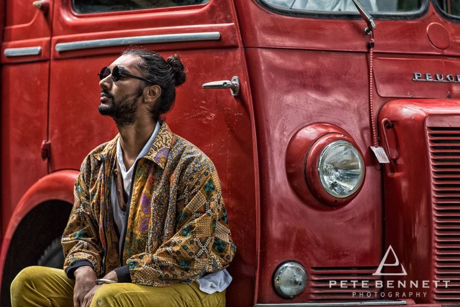 Indian Man Port Eliot Festival 2017