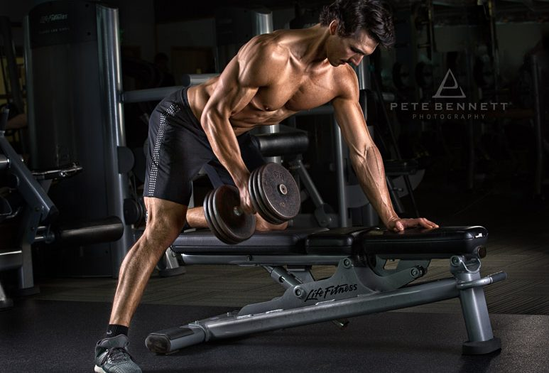 Gym Photo shoot fitness photography at your local gym