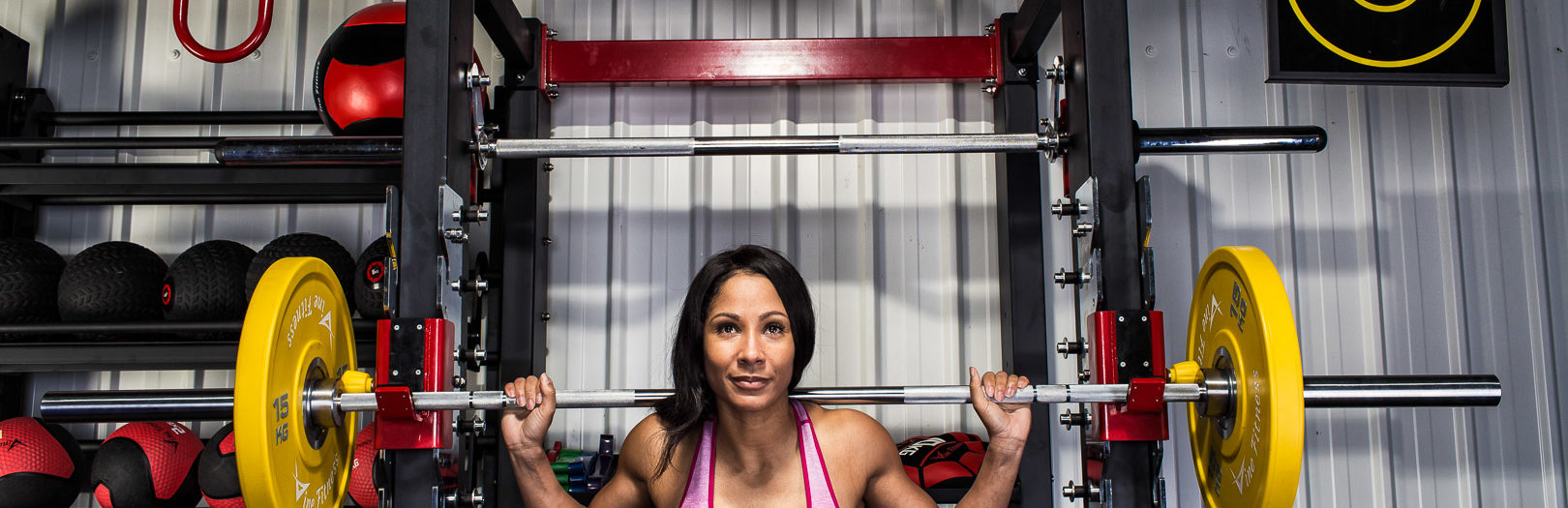 Commercial Fitness Photoshoot for IDASS by Pete Bennett Photography