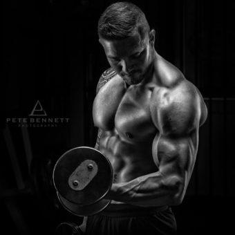 Dean Dark - Bodybuilding Photoshoot