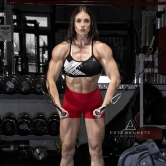 Deborah Baker - Physique Photoshoot