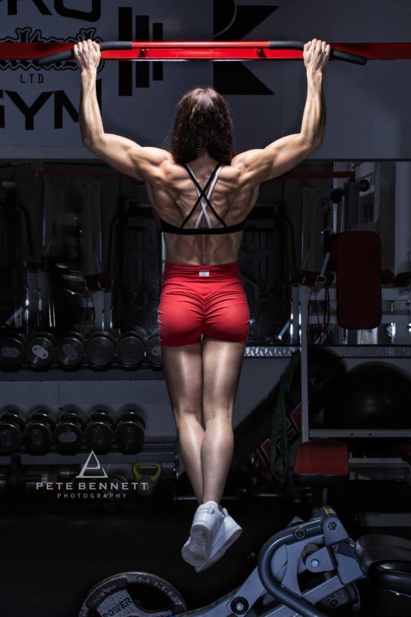Gym Shoot Gym Photoshoot physique photoshoot fitness model Debbie Baker