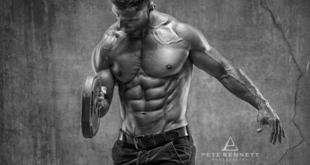 Fitness Photo shoot - DB Fitness and Nutrition