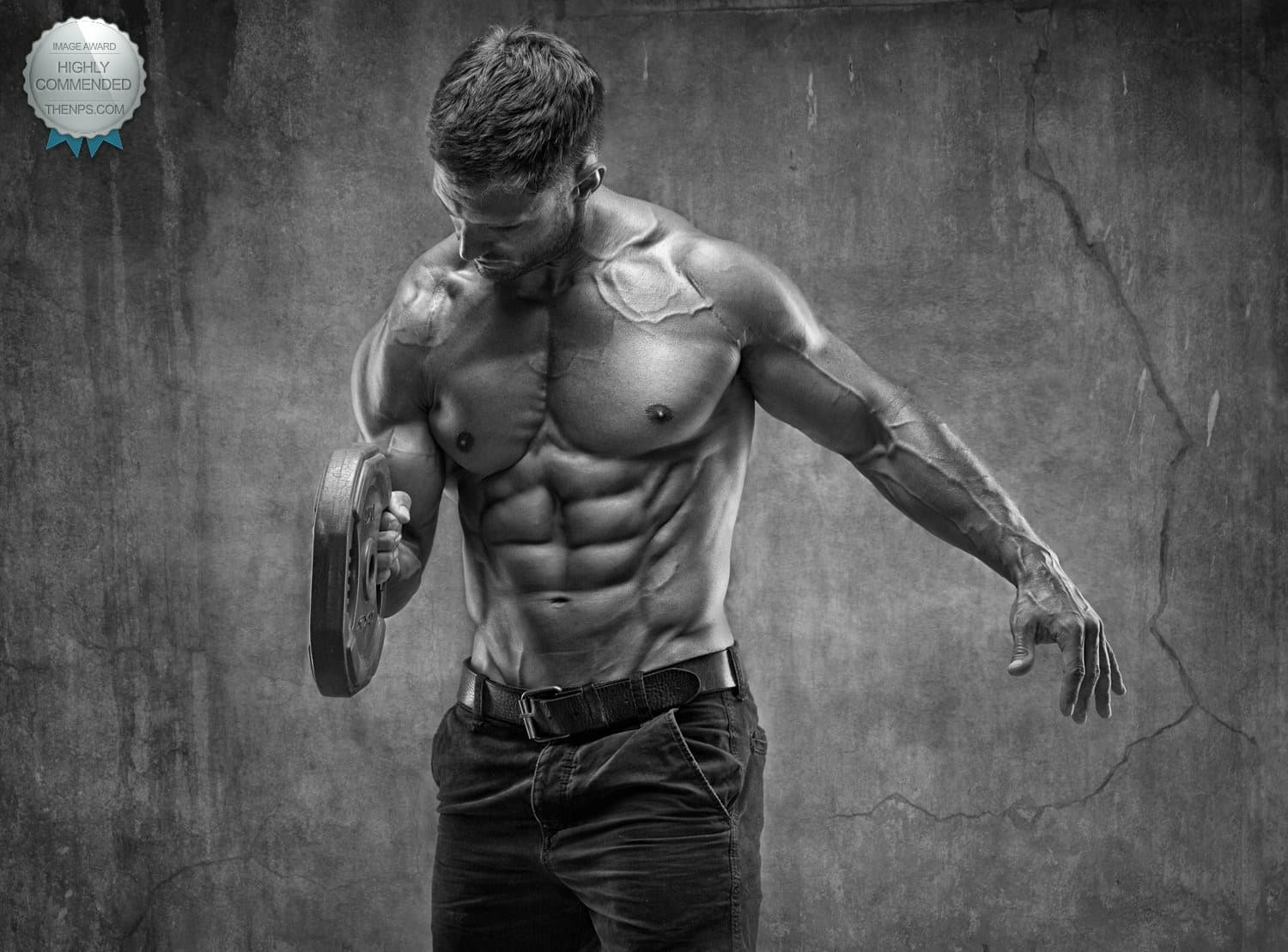 NPS Highly commended fitness photography