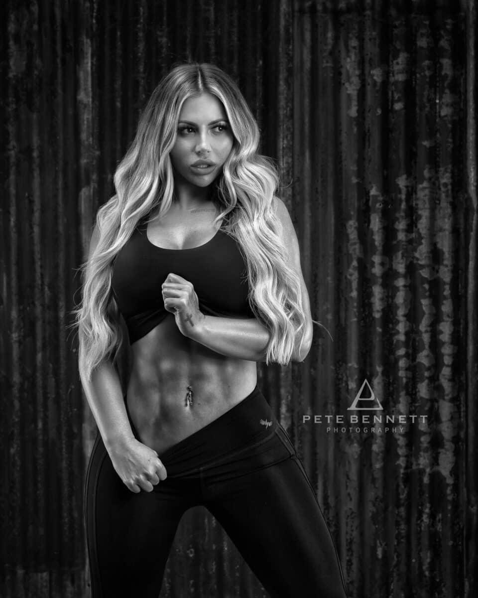 transformation fitness shoot holly hagan